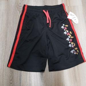 Disney shorts Mickey Mouse black 2 pockets S